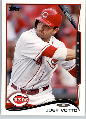Photo of 2014 Topps #19 Joey Votto