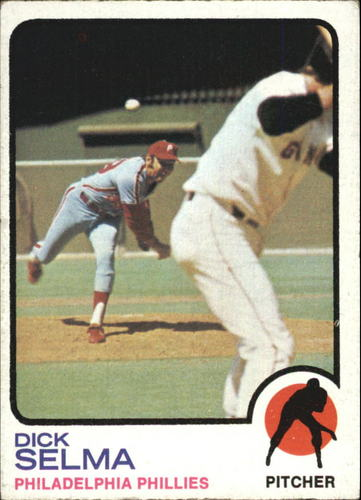 Photo of 1973 Topps #632 Dick Selma