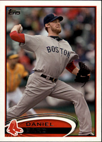Photo of 2012 Topps #61 Daniel Bard