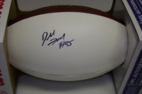 CHIEFS - DEE FORD SIGNED PANEL BALL