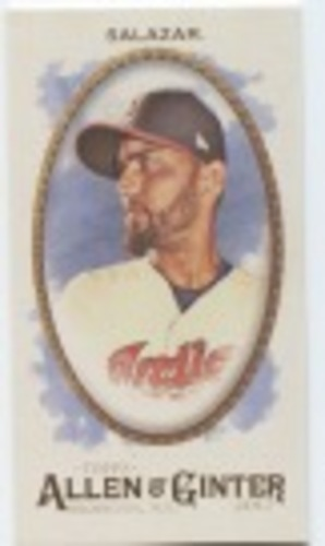 Photo of 2017 Topps Allen and Ginter Mini #325 Danny Salazar
