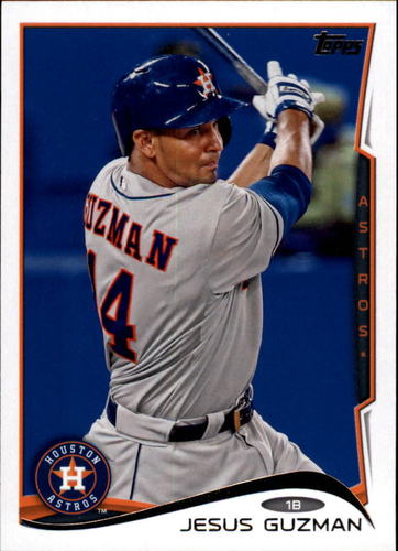 Photo of 2014 Topps Update #US44 Jesus Guzman