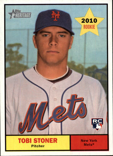 Photo of 2010 Topps Heritage #280 Tobi Stoner RC