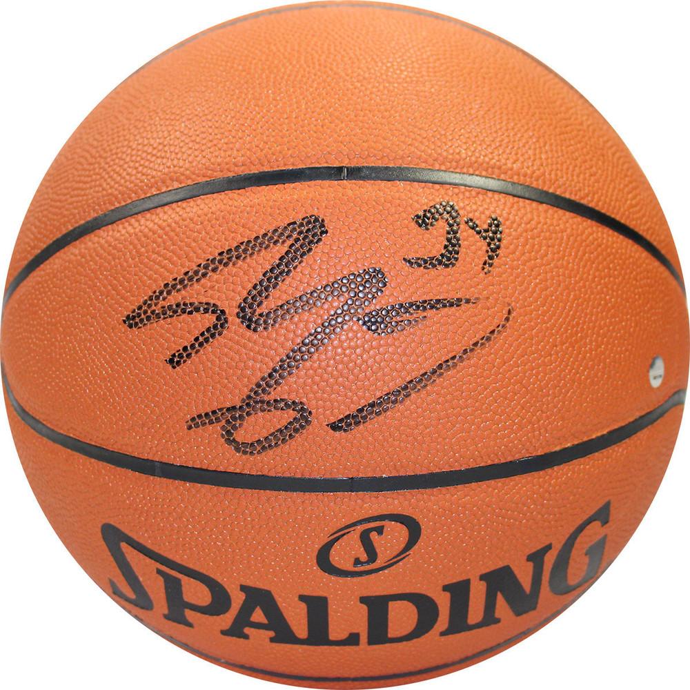 Shaquille O'Neal Signed I/O Basketball