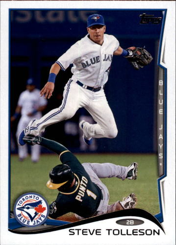 Photo of 2014 Topps Update #US47 Steve Tolleson
