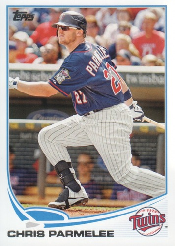 Photo of 2013 Topps #446 Chris Parmelee