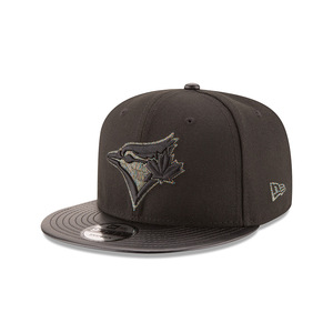 Toronto Blue Jays Twist Trick Snapback Black by New Era