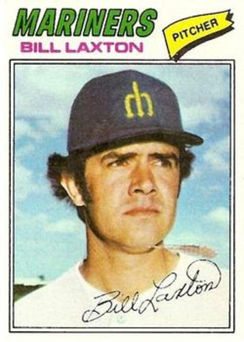 Photo of 1977 Topps #394 Bill Laxton RC