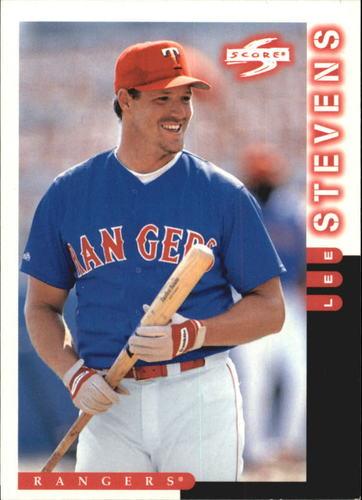 Photo of 1998 Score #166 Lee Stevens