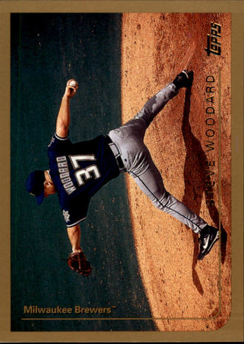Photo of 1999 Topps #60 Steve Woodard