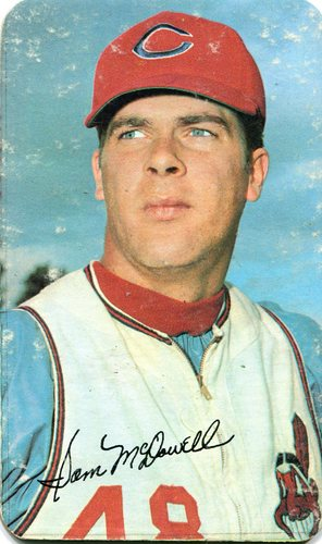 Photo of 1970 Topps Super #10 Sam McDowell