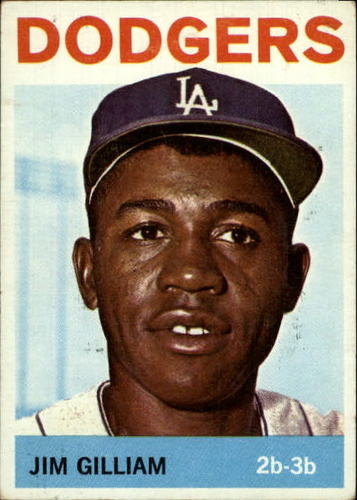 Photo of 1964 Topps #310 Jim Gilliam