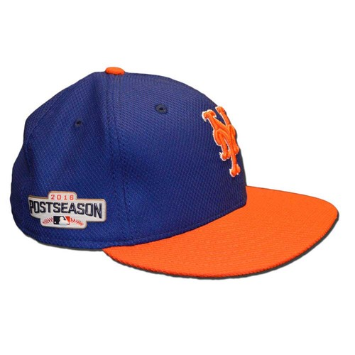 Photo of Ty Kelly #56 - Game Used Batting Practice Hat - 2016 NL Wild Card - Mets vs. Giants - 10/5/16