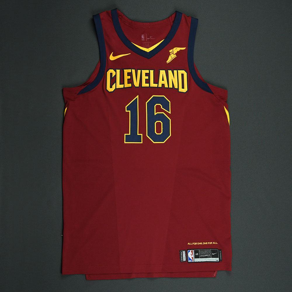Cedi Osman - Cleveland Cavaliers - 2018 NBA Playoffs Game-Worn Jersey - Worn in 1 Game