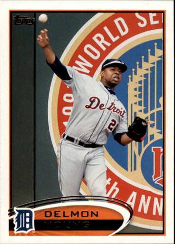 Photo of 2012 Topps #65 Delmon Young