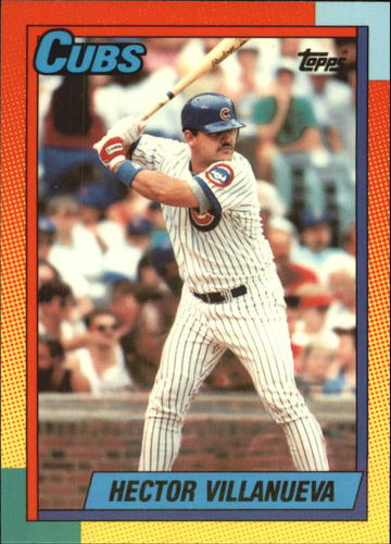 Photo of 1990 Topps Traded Tiffany #126T Hector Villanueva