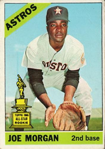 Photo of 1966 Topps #195 Joe Morgan