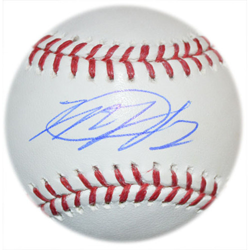 Photo of Matt Harvey - Autographed Major League Baseball