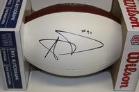 NFL - RAMS AARON DONALD SIGNED PANEL BALL