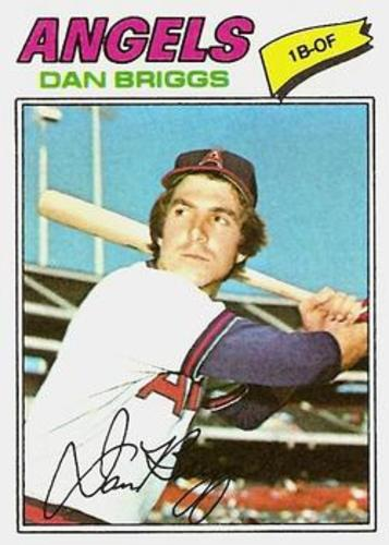 Photo of 1977 Topps #592 Dan Briggs RC