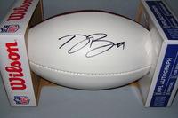 NFL - SEAHAWKS DOUG BALDWIN SIGNED PANEL BALL