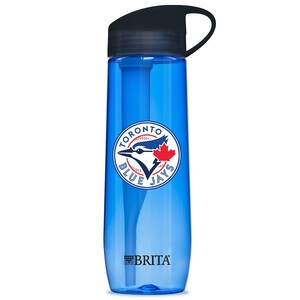 Hard Sided Filter Water Bottle by Brita