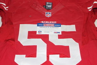 BCA - 49ERS AHMAD BROOKS GAME USED 49ERS JERSEY (OCTOBER 4 2015)