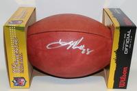 NFL - RAIDERS LATAVIUS MURRAY SIGNED AUTHENTIC FOOTBALL