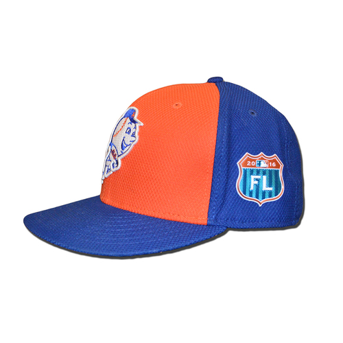 Photo of Team Issued #7 Spring Training Hat - 2016 Spring Training