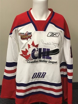 Autographed Bobby Orr 2010 CHL Top Prospects Jersey