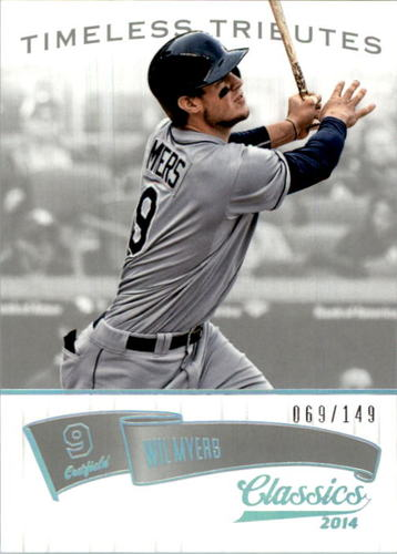 Photo of 2014 Classics Timeless Tributes Silver #143 Wil Myers