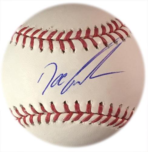 Dwight Gooden - Autographed Major League Baseball