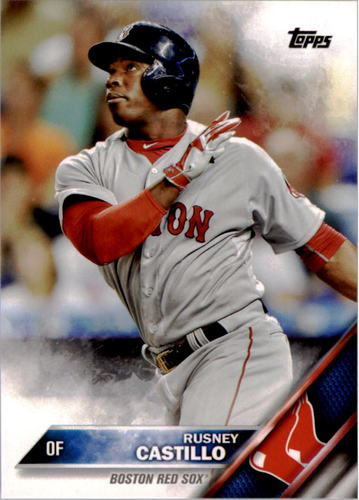 Photo of 2016 Topps #75 Rusney Castillo