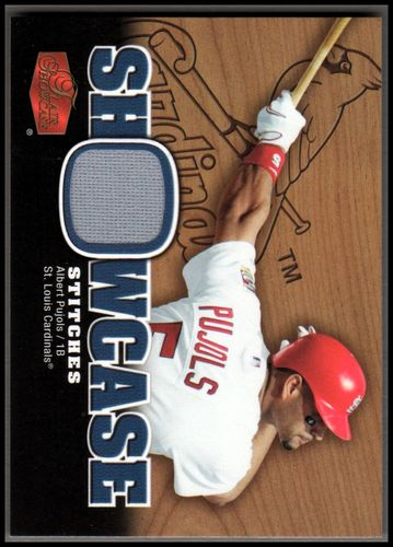 Photo of 2006 Flair Showcase Stitches #AP Albert Pujols Pants