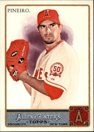 Photo of 2011 Topps Allen and Ginter #91 Joel Pineiro