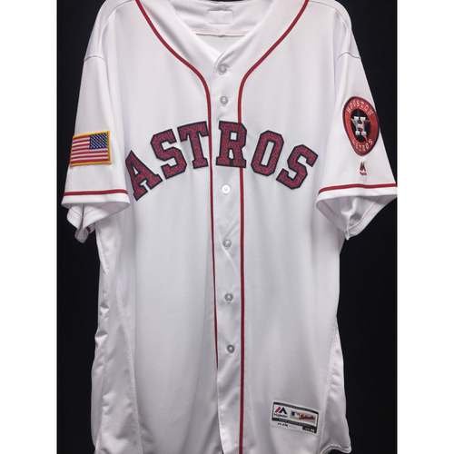 Photo of 2016 Stars and Stripes Astros Jersey (Size 48)