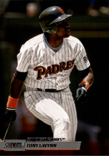 Photo of 2014 Stadium Club #161 Tony Gwynn