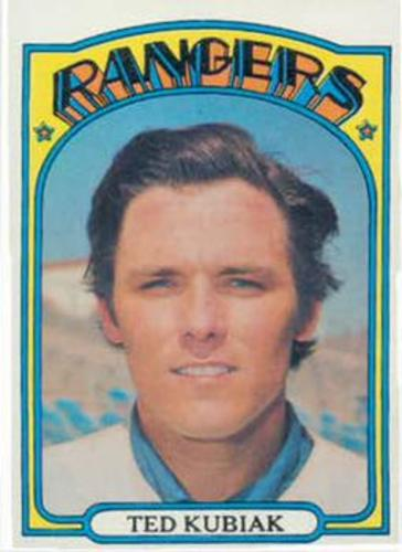 Photo of 1972 Topps #23 Ted Kubiak