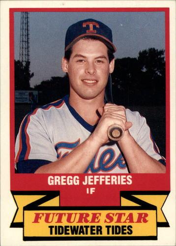 Photo of 1988 Triple A All-Stars CMC #27 Gregg Jefferies