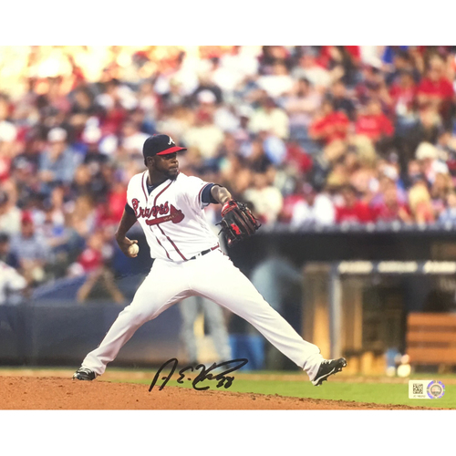 Photo of Braves Charity Auction - Arodys Vizcaino Autographed 8x10 Photo
