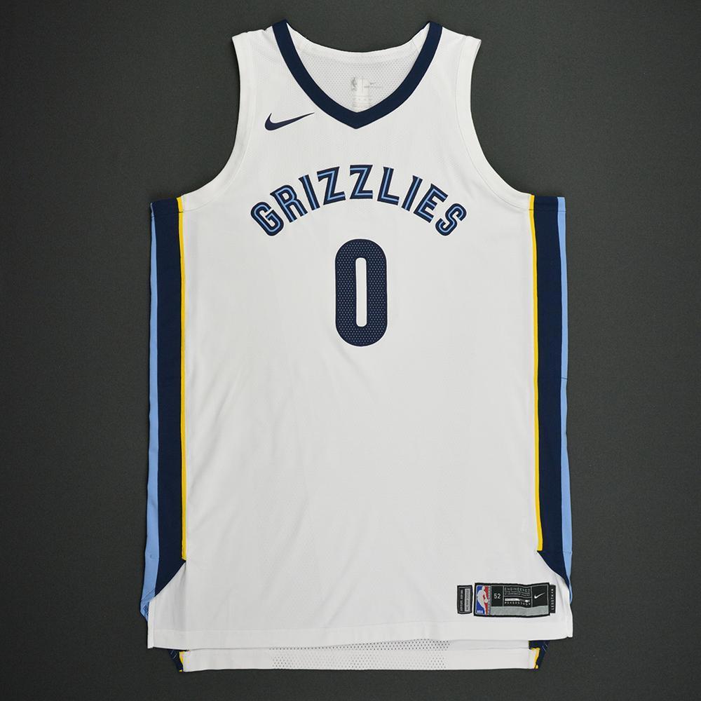 JaMychal Green - Memphis Grizzlies - Kia NBA Tip-Off 2017 - Game-Worn Jersey