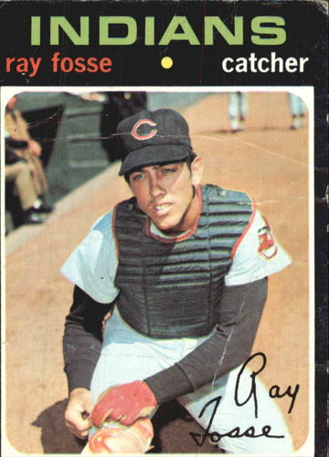 Photo of 1971 Topps #125 Ray Fosse