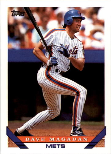 Photo of 1993 Topps #578 Dave Magadan