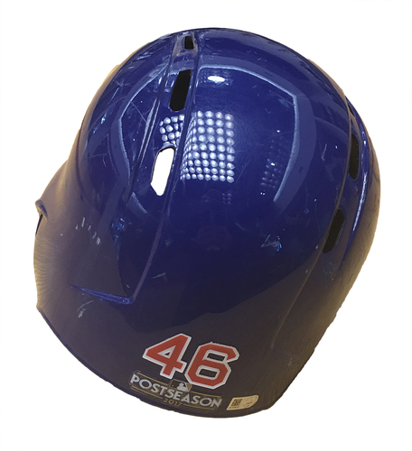 Photo of Pedro Strop 2017 Postseason Batting Helmet