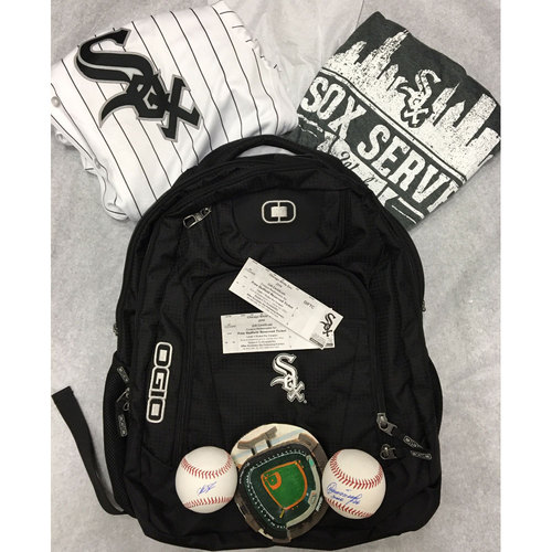 Photo of Todd Frazier Premium SoxPack