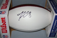 NFL - REDSKINS KIRK COUSINS SIGNED PANEL BALL