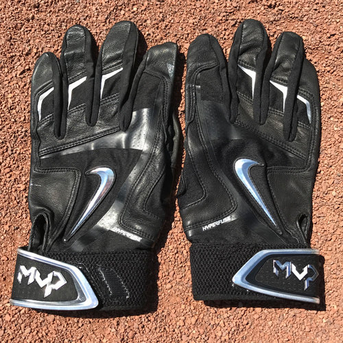 Photo of San Francisco Giants - Autographed Batting Gloves - Gregor Blanco (pair)