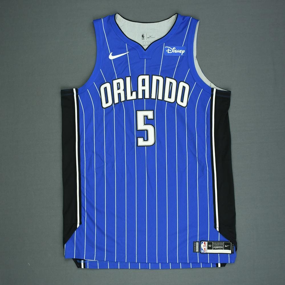 Mohamed Bamba - Orlando Magic - 2018 NBA Draft - Autographed Jersey