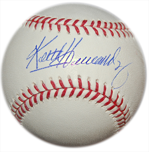 Photo of Keith Hernandez - Autographed Major League Baseball