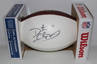 NFL - VIKINGS DAUNTE CULPEPPER SIGNED PANEL BALL